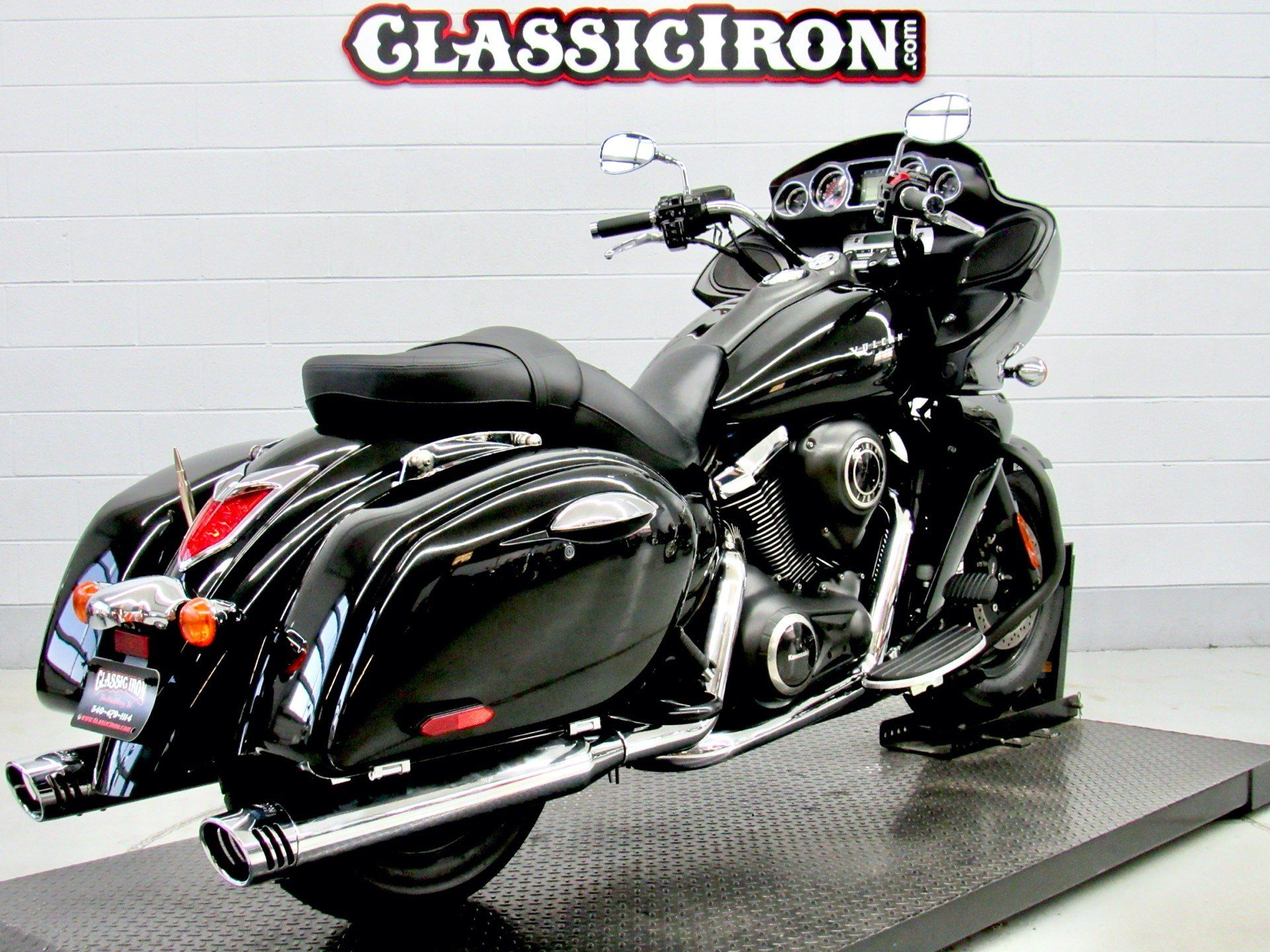 2014 Kawasaki Vulcan® 1700 Vaquero® ABS in Fredericksburg, Virginia - Photo 5