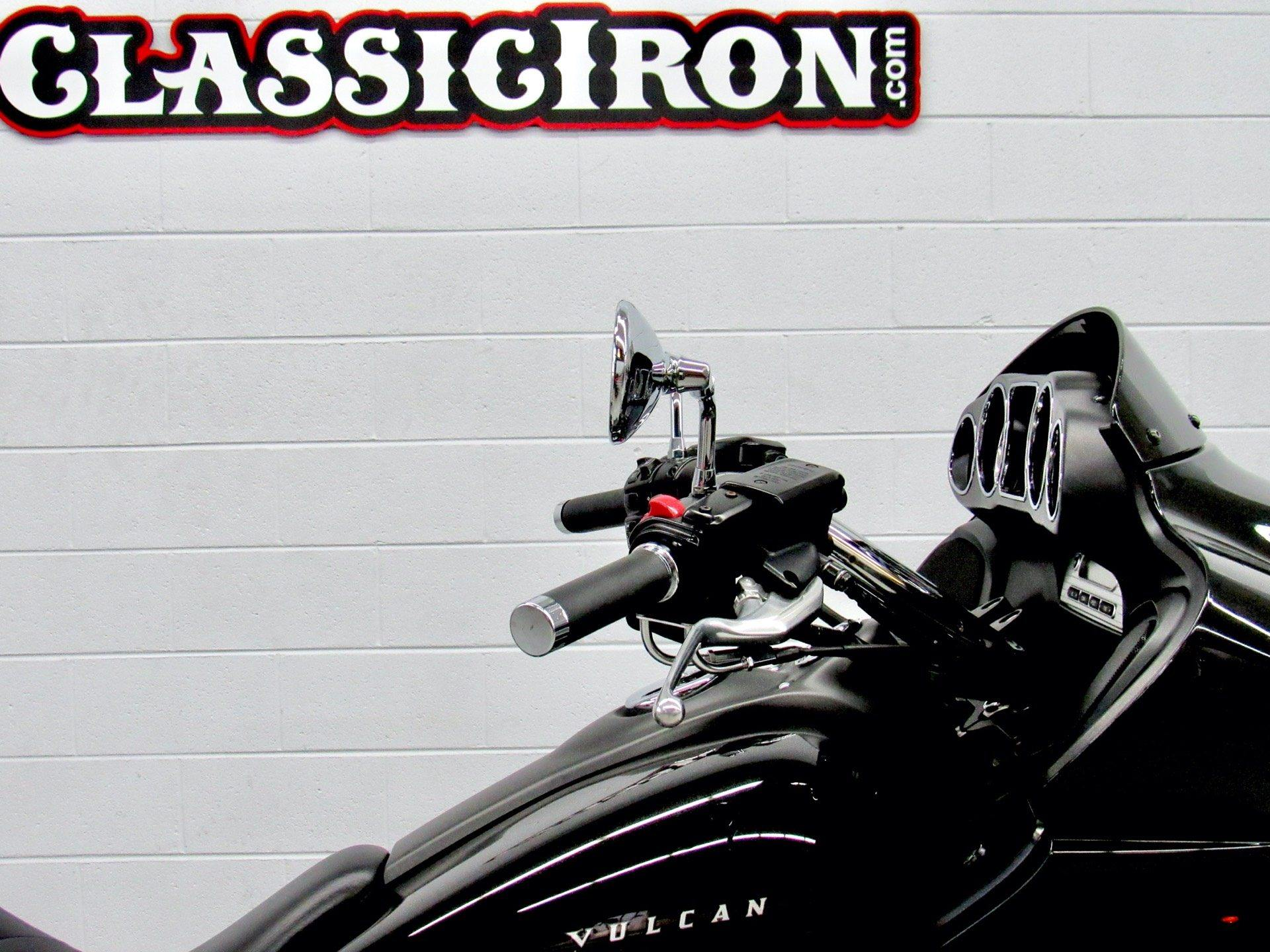 2014 Kawasaki Vulcan® 1700 Vaquero® ABS in Fredericksburg, Virginia - Photo 12
