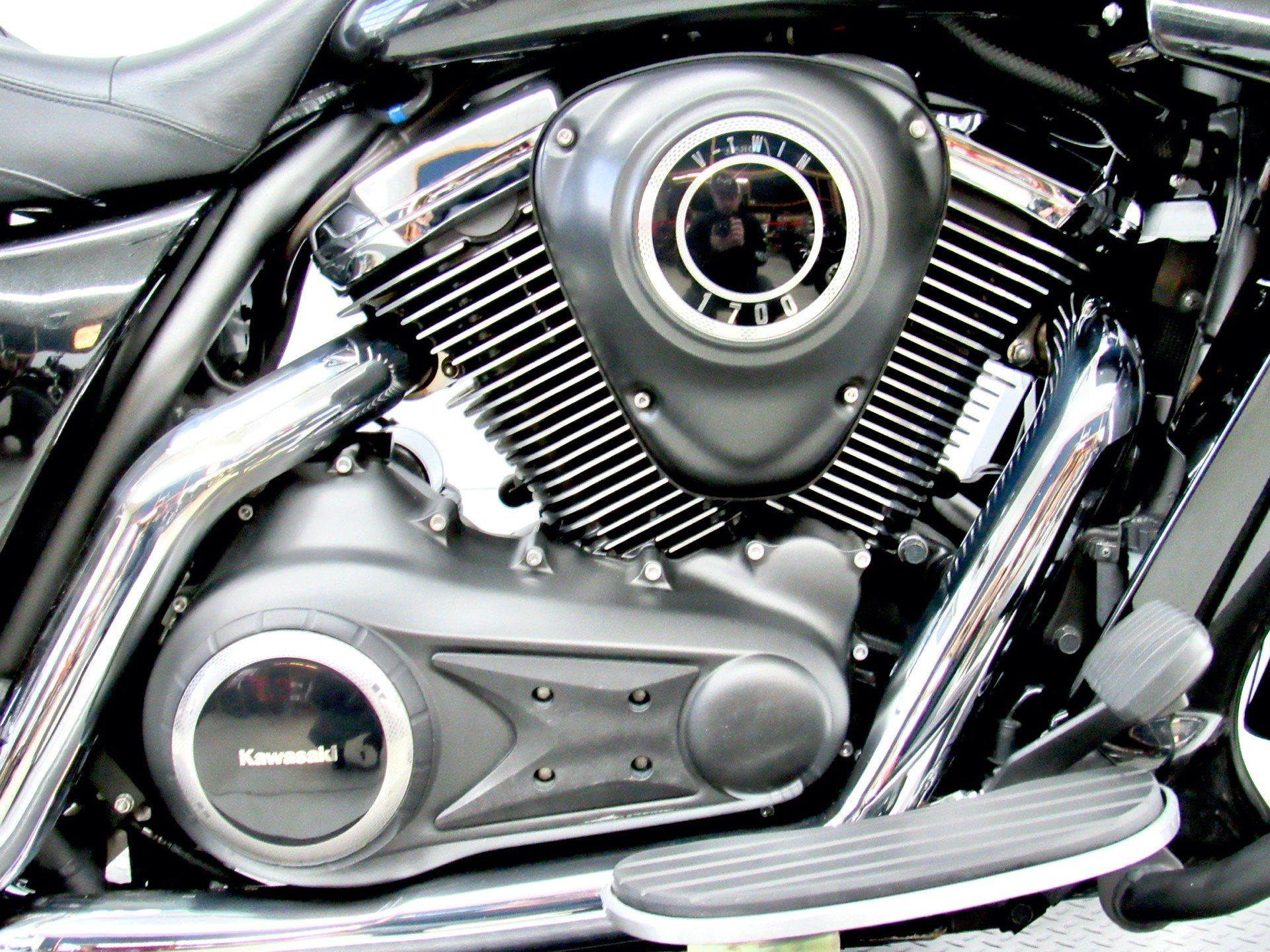2014 Kawasaki Vulcan® 1700 Vaquero® ABS in Fredericksburg, Virginia - Photo 14