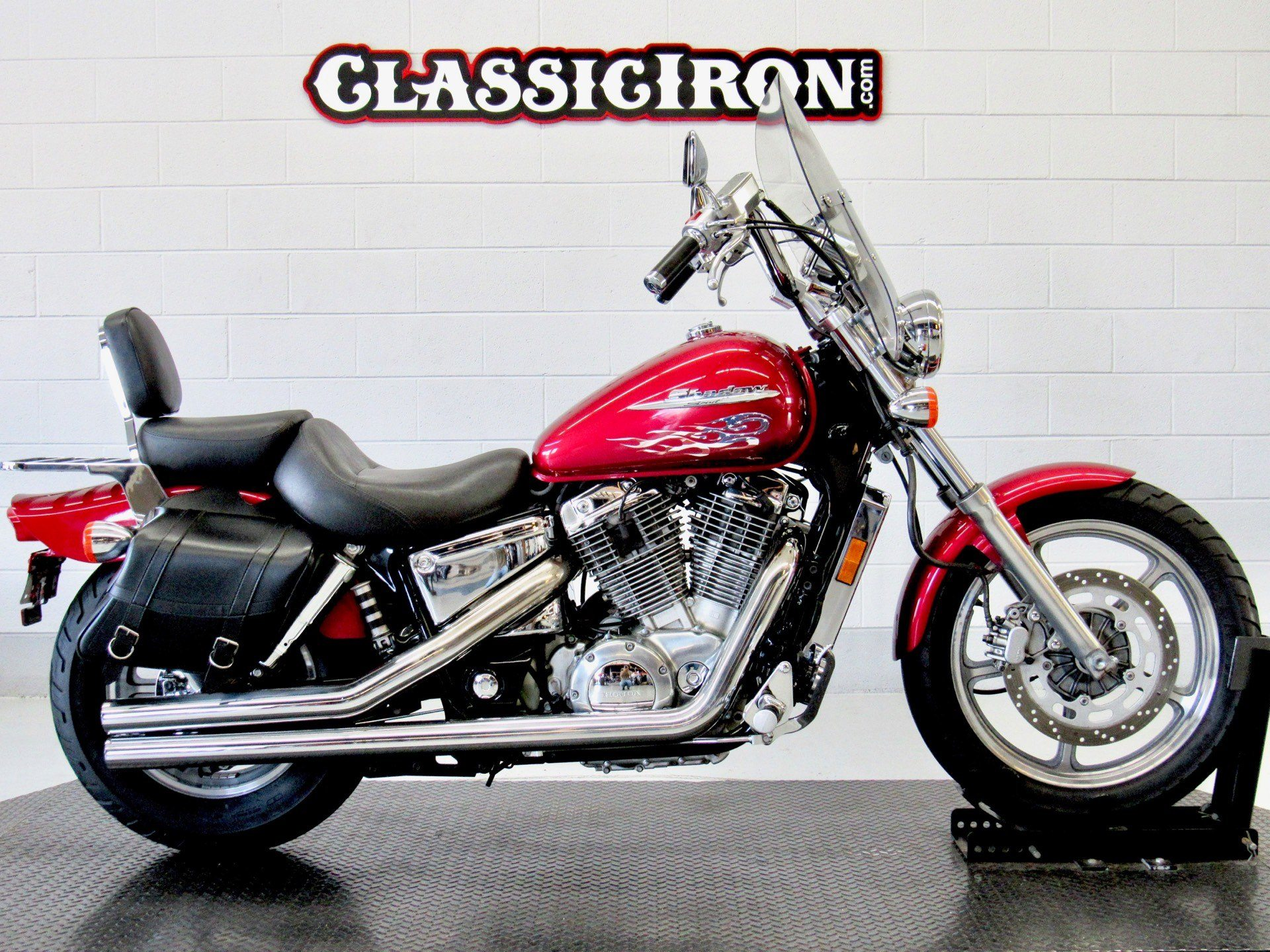 2005 Honda Shadow Spirit™ 1100 in Fredericksburg, Virginia - Photo 1