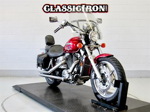 2005 Honda Shadow Spirit™ 1100 in Fredericksburg, Virginia - Photo 2