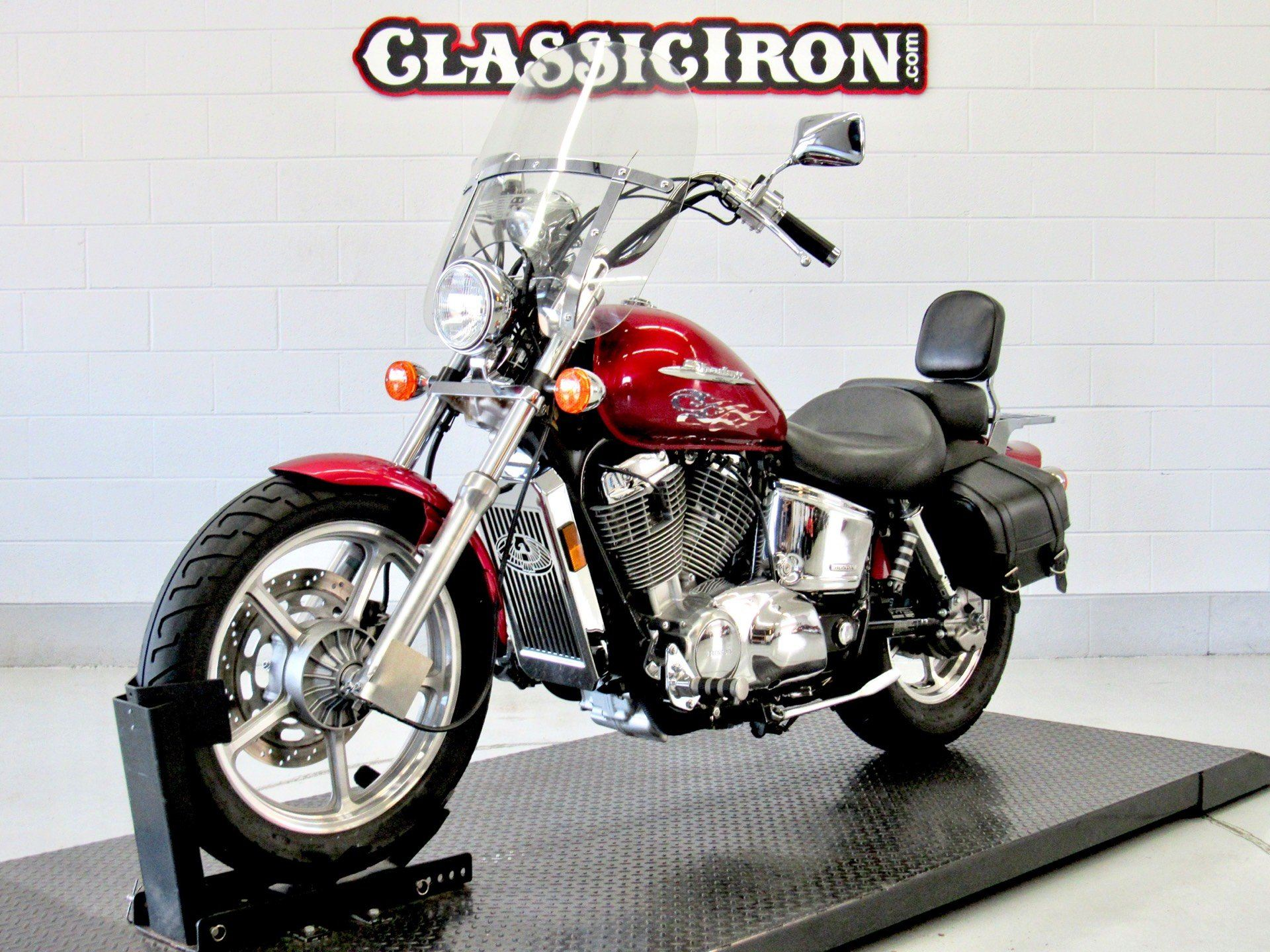 2005 Honda Shadow Spirit™ 1100 in Fredericksburg, Virginia - Photo 3