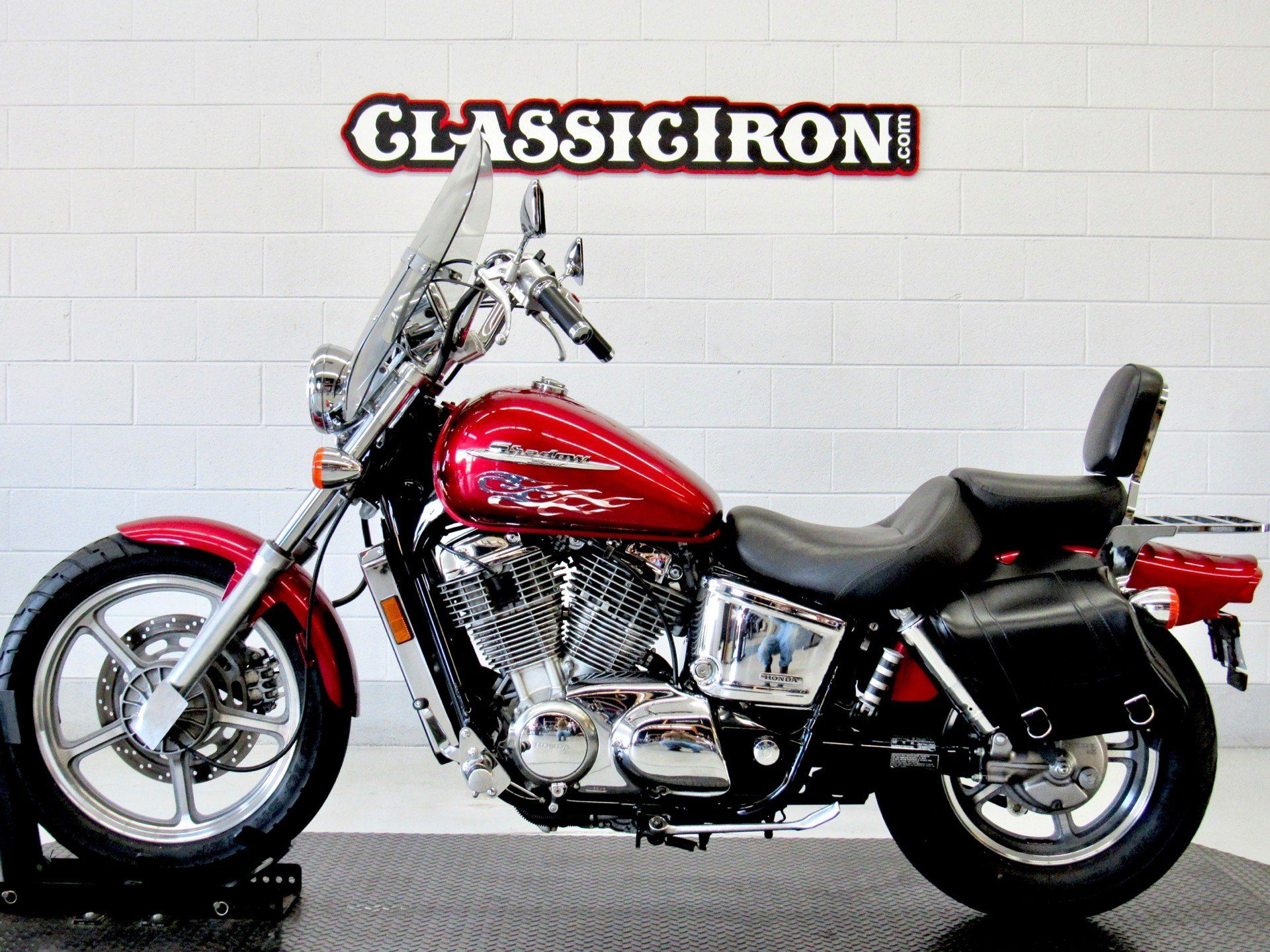 2005 Honda Shadow Spirit™ 1100 in Fredericksburg, Virginia - Photo 4