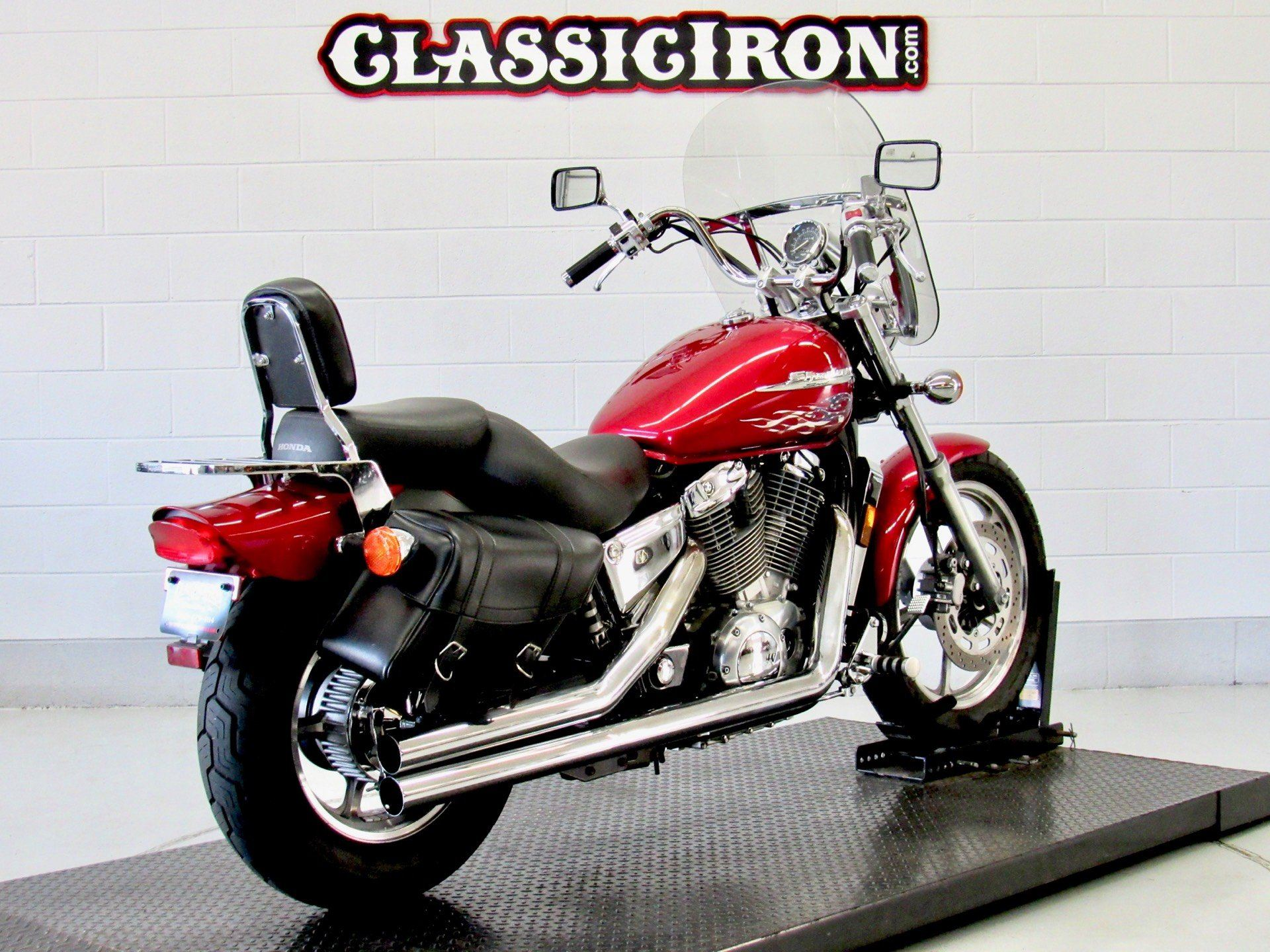 2005 Honda Shadow Spirit™ 1100 in Fredericksburg, Virginia - Photo 5