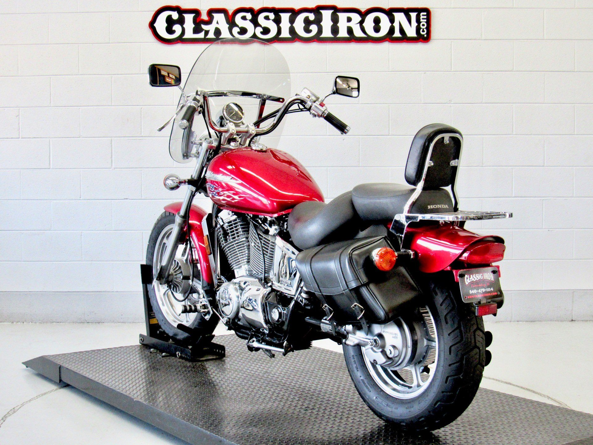 2005 Honda Shadow Spirit™ 1100 in Fredericksburg, Virginia - Photo 6