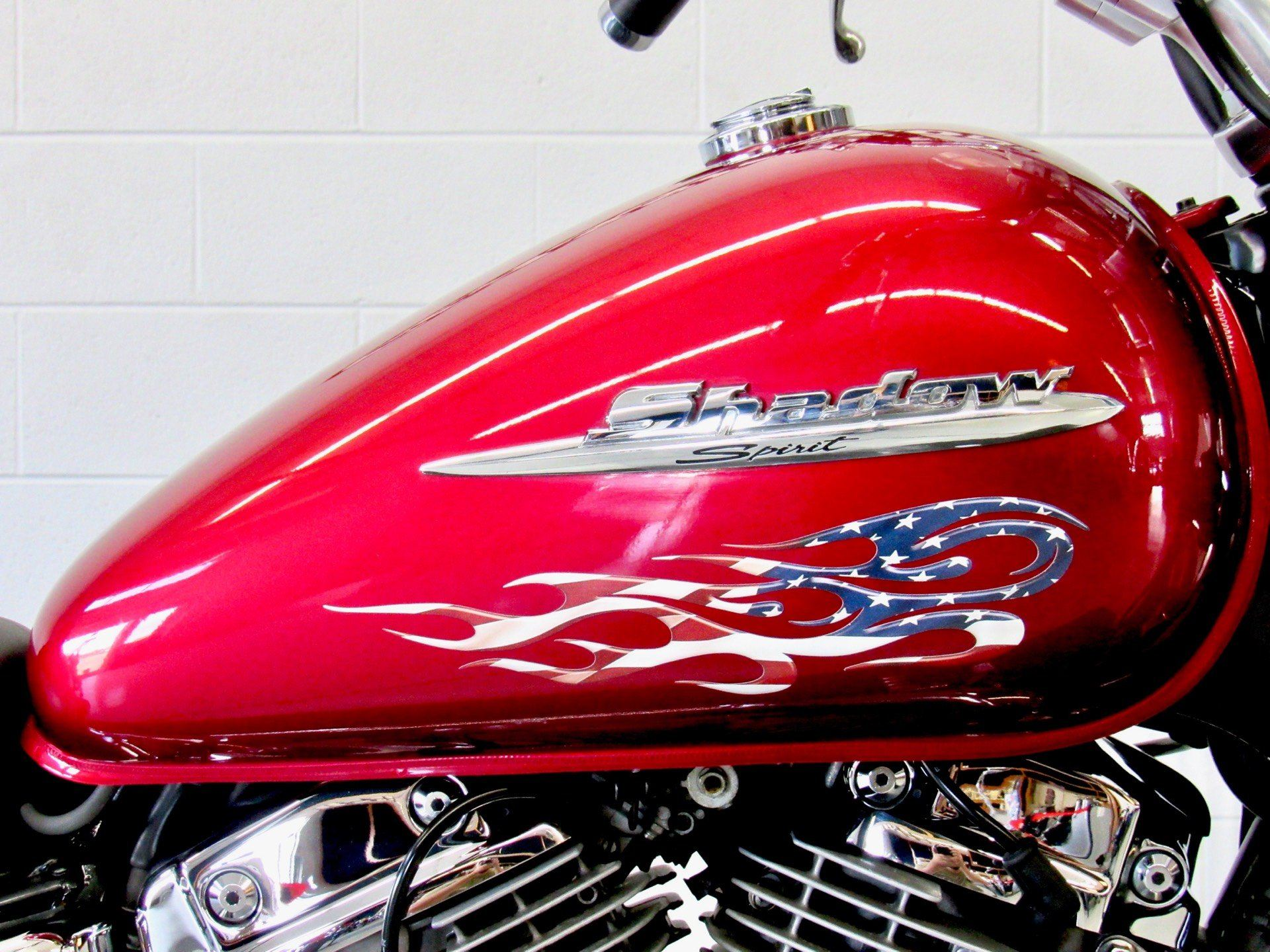 2005 Honda Shadow Spirit™ 1100 in Fredericksburg, Virginia - Photo 13