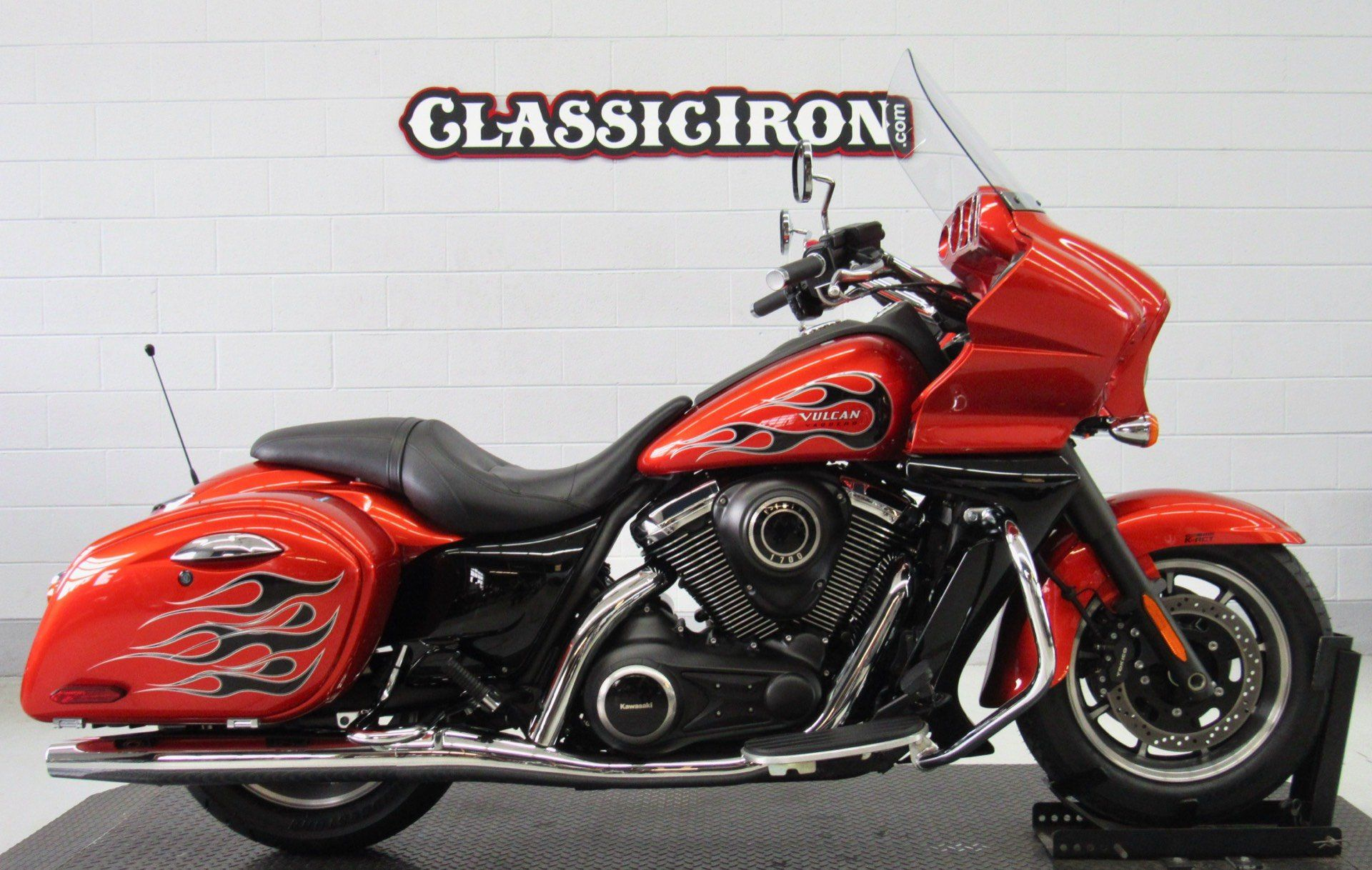 2014 Kawasaki Vulcan® 1700 Vaquero® ABS SE in Fredericksburg, Virginia - Photo 1