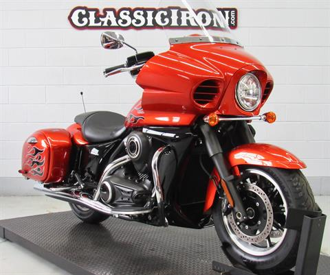 2014 Kawasaki Vulcan® 1700 Vaquero® ABS SE in Fredericksburg, Virginia - Photo 2