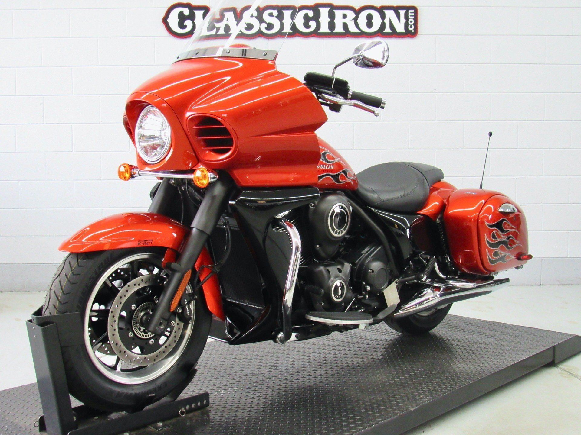 2014 Kawasaki Vulcan® 1700 Vaquero® ABS SE in Fredericksburg, Virginia - Photo 3