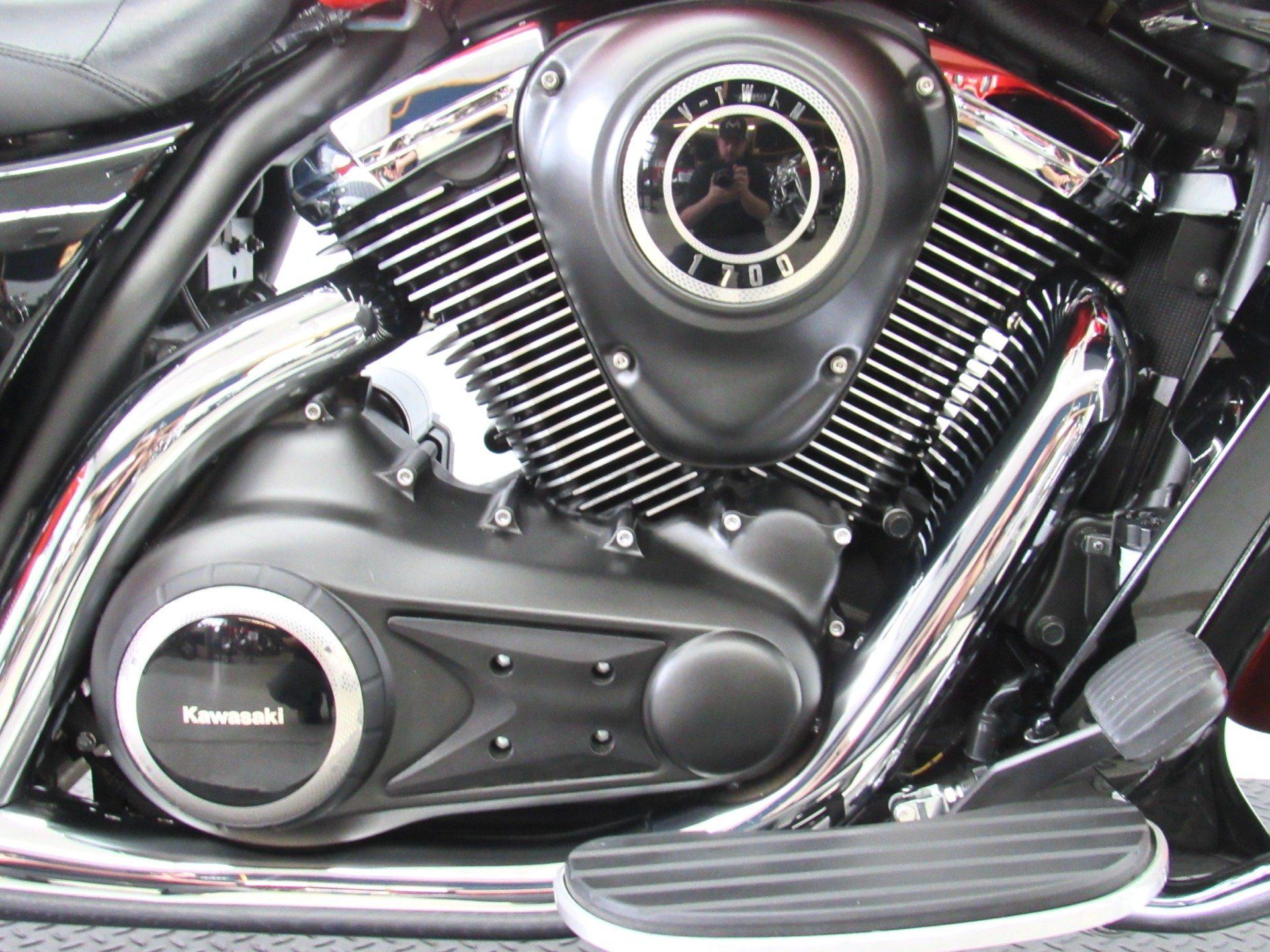 2014 Kawasaki Vulcan® 1700 Vaquero® ABS SE in Fredericksburg, Virginia - Photo 14