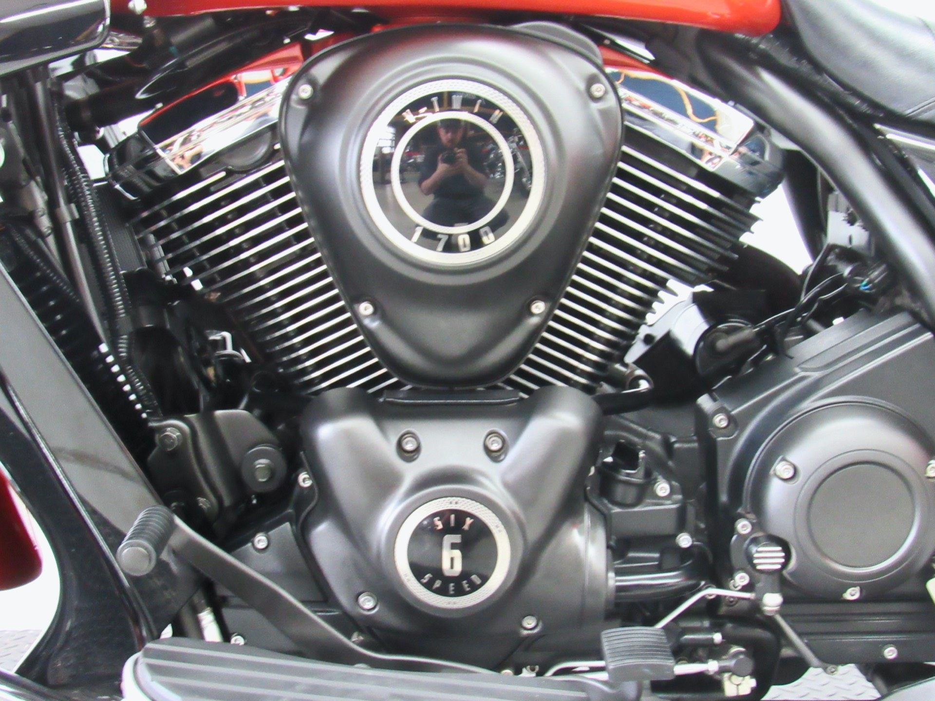 2014 Kawasaki Vulcan® 1700 Vaquero® ABS SE in Fredericksburg, Virginia - Photo 19