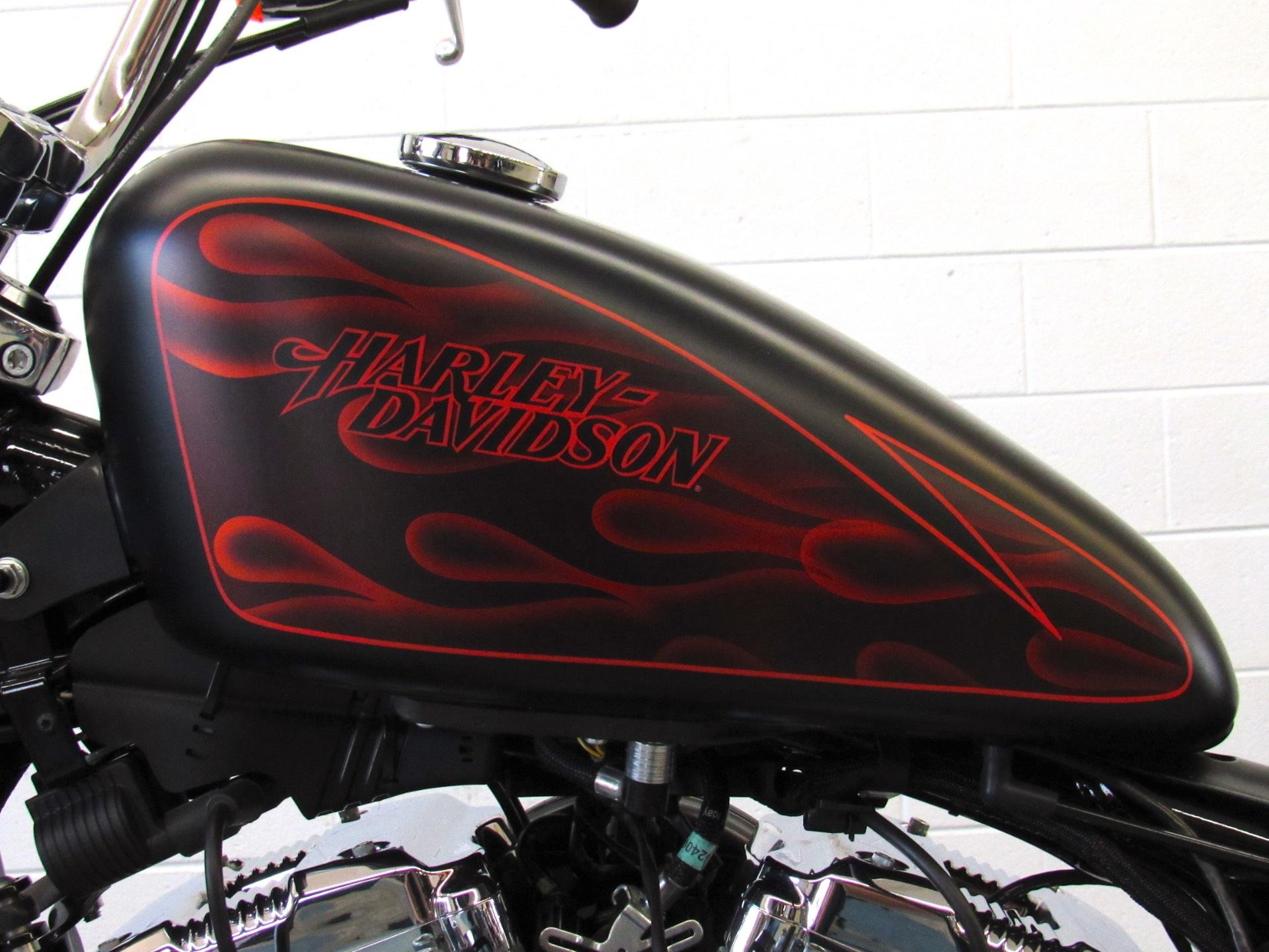 2013 Harley-Davidson Sportster® Seventy-Two® in Fredericksburg, Virginia - Photo 18