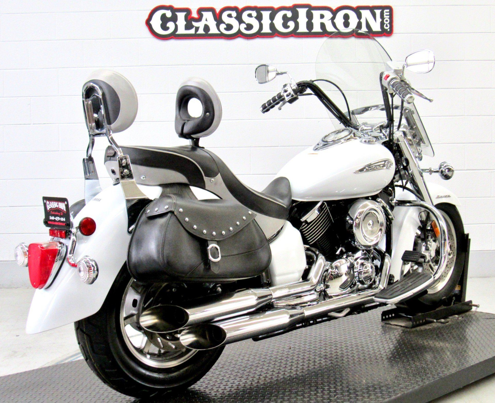 2008 Yamaha V Star® 1100 Classic in Fredericksburg, Virginia