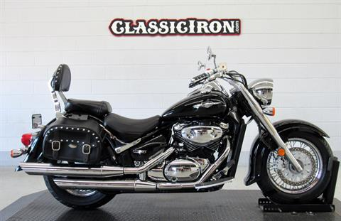 2008 Suzuki Boulevard C50 Black in Fredericksburg, Virginia - Photo 1