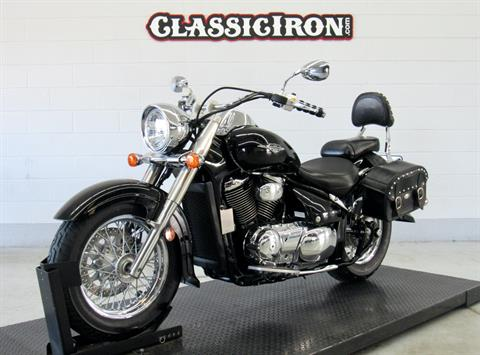 2008 Suzuki Boulevard C50 Black in Fredericksburg, Virginia - Photo 3