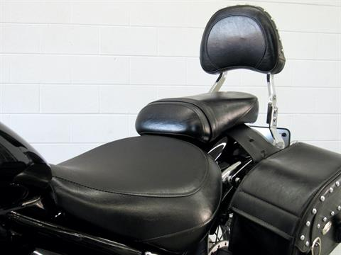 2008 Suzuki Boulevard C50 Black in Fredericksburg, Virginia - Photo 21