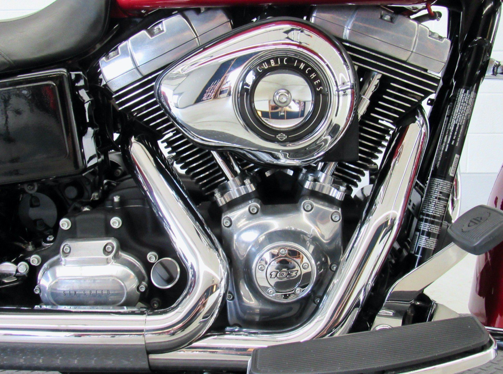 2012 Harley-Davidson Dyna® Switchback in Fredericksburg, Virginia - Photo 14