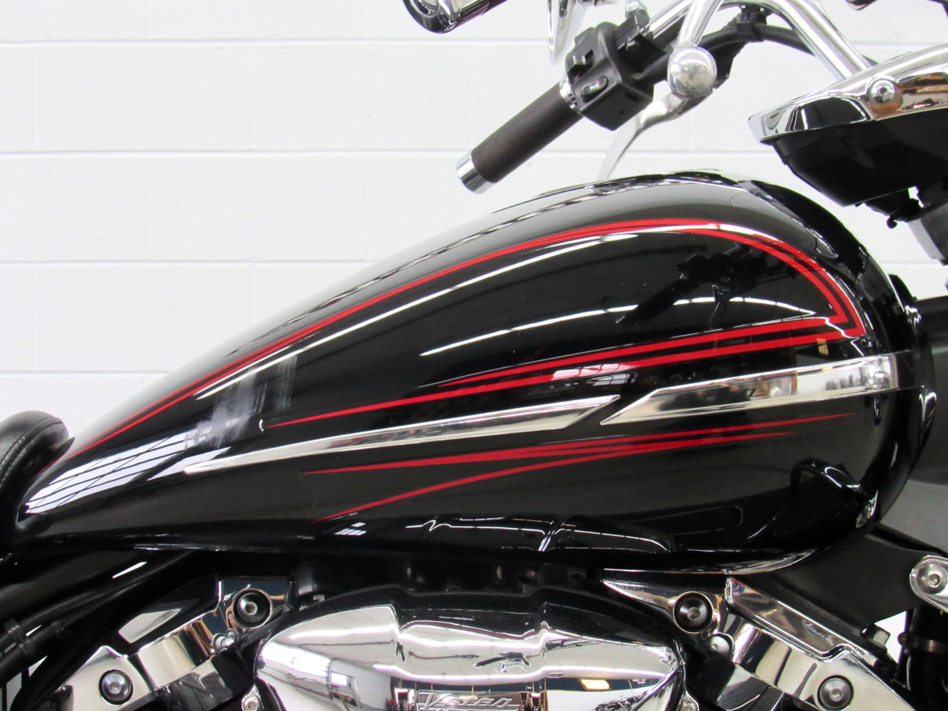 2009 Yamaha V Star 1300 in Fredericksburg, Virginia - Photo 13