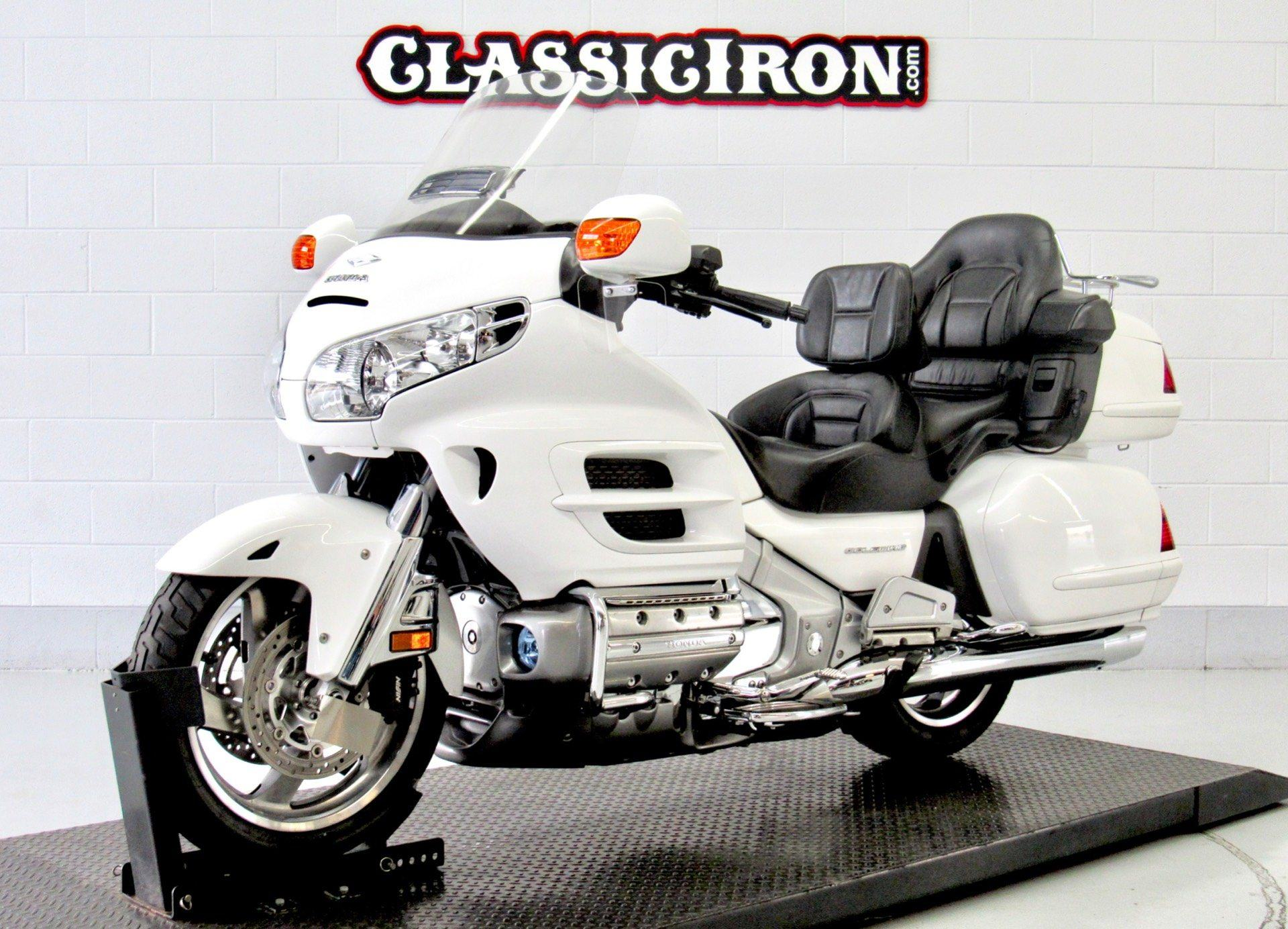 2005 Honda Gold Wing® ABS in Fredericksburg, Virginia - Photo 3