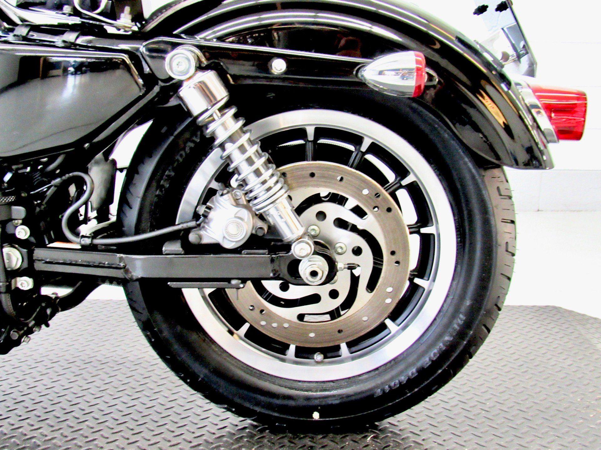 2009 Harley-Davidson Sportster 1200 Low in Fredericksburg, Virginia