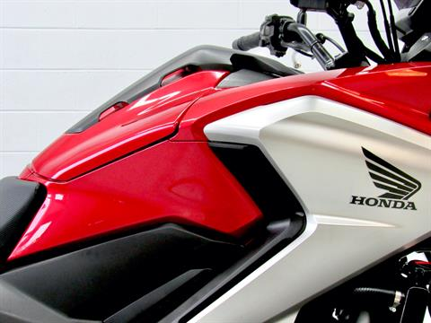 2017 Honda NC700X in Fredericksburg, Virginia - Photo 13
