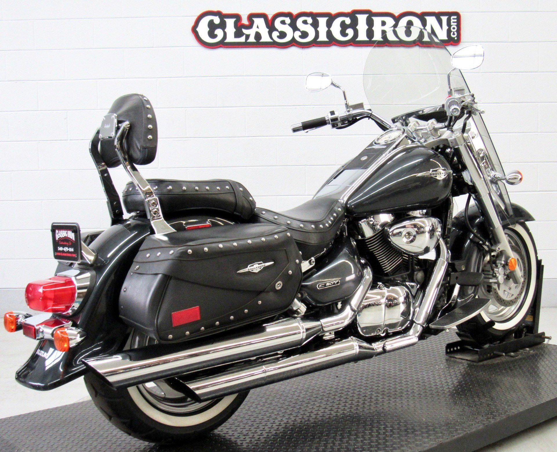 2006 Suzuki Boulevard C90T in Fredericksburg, Virginia - Photo 5