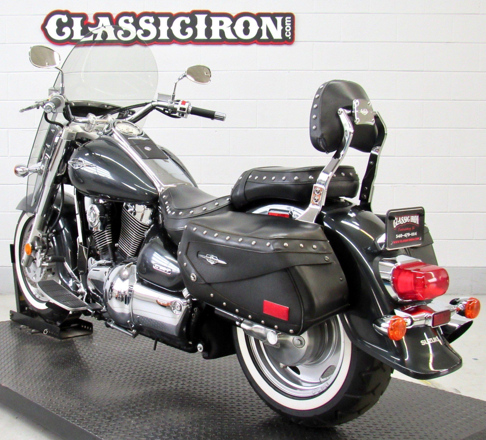 2006 Suzuki Boulevard C90T in Fredericksburg, Virginia - Photo 6