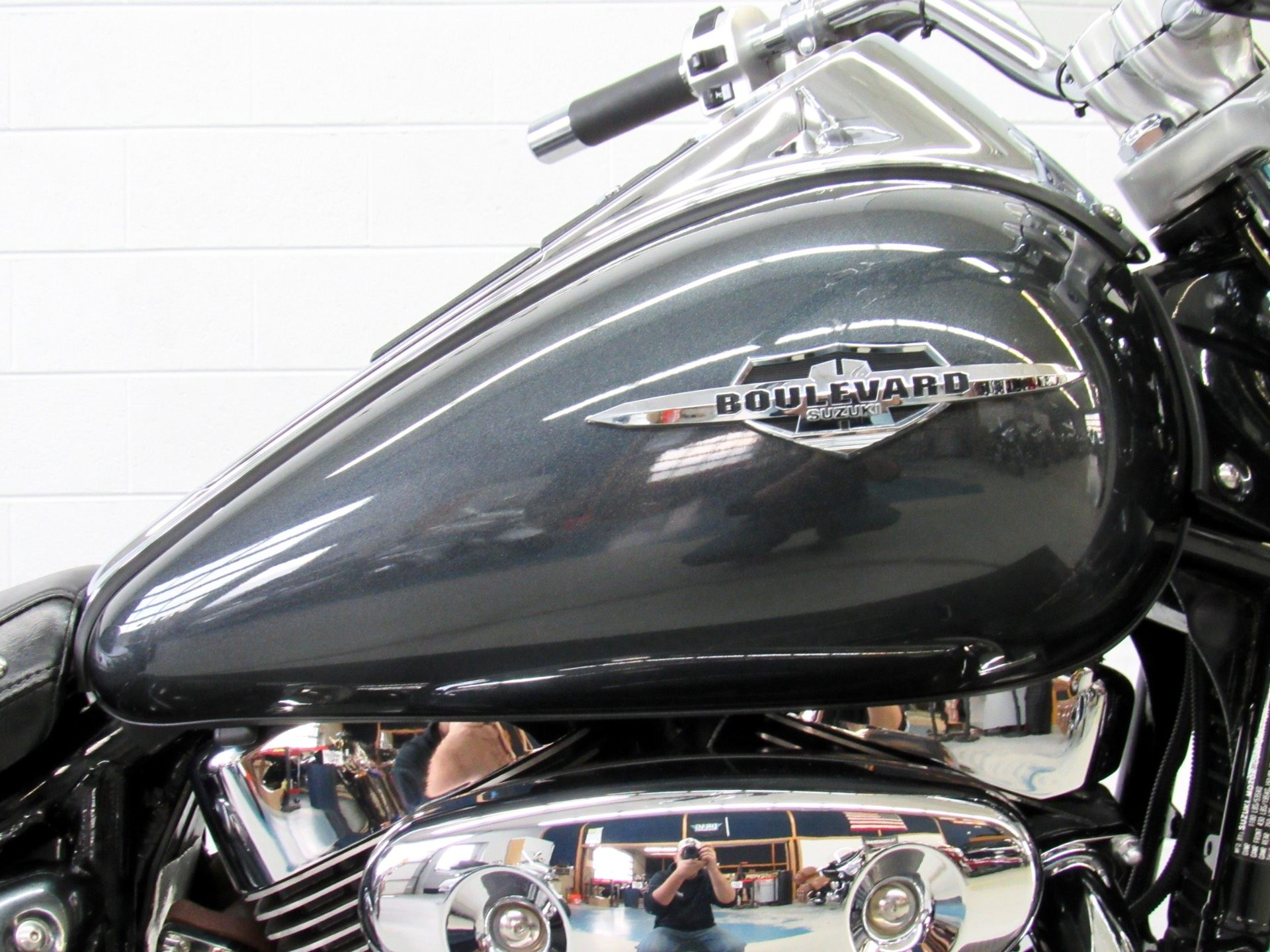 2006 Suzuki Boulevard C90T in Fredericksburg, Virginia - Photo 13