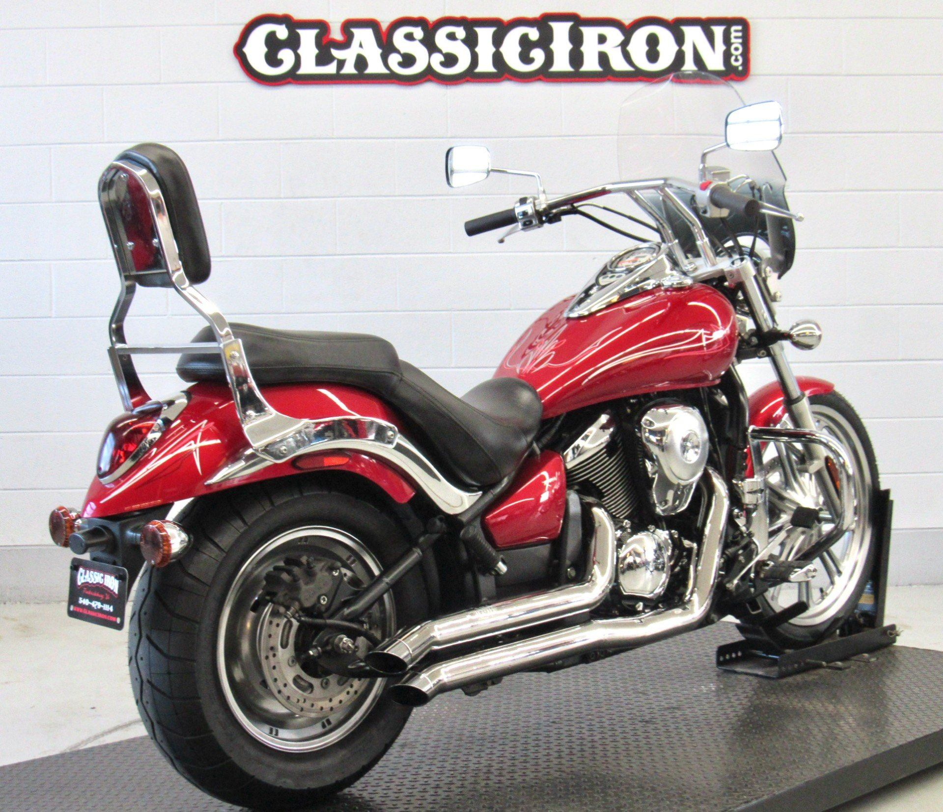 2007 Kawasaki Vulcan® 900 Custom in Fredericksburg, Virginia - Photo 5