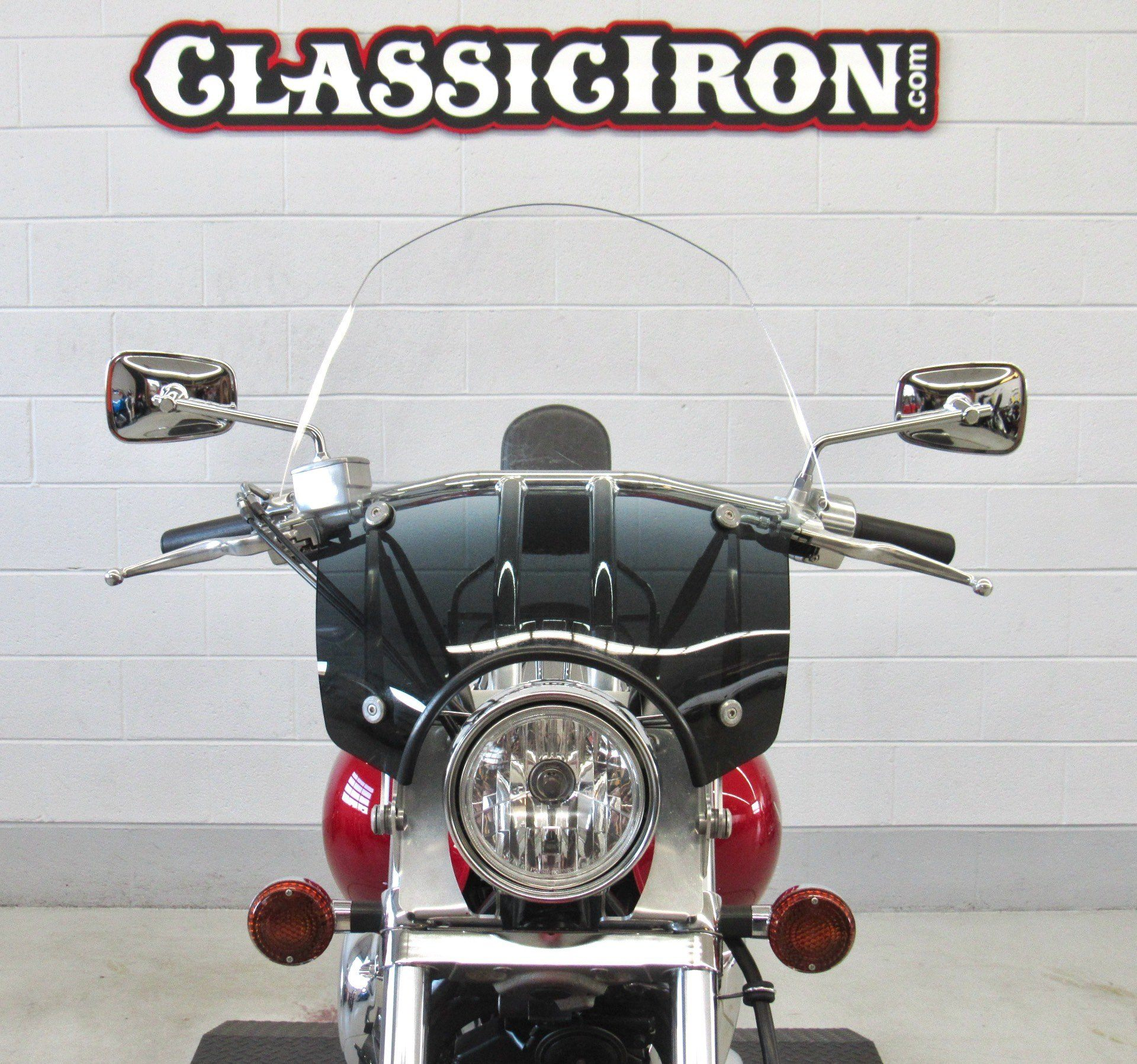 2007 Kawasaki Vulcan® 900 Custom in Fredericksburg, Virginia - Photo 8