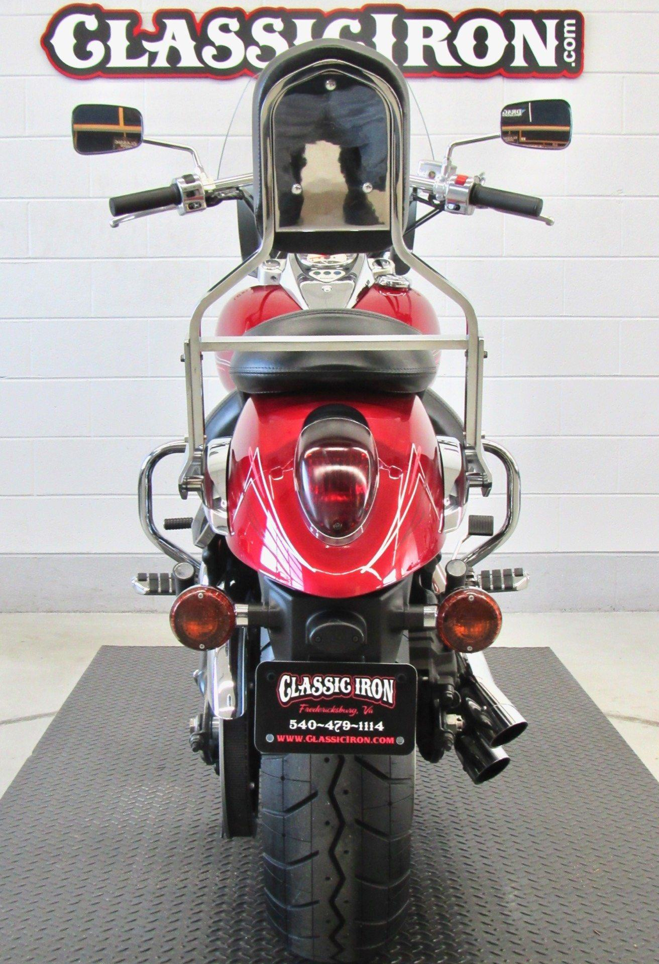 2007 Kawasaki Vulcan® 900 Custom in Fredericksburg, Virginia - Photo 9