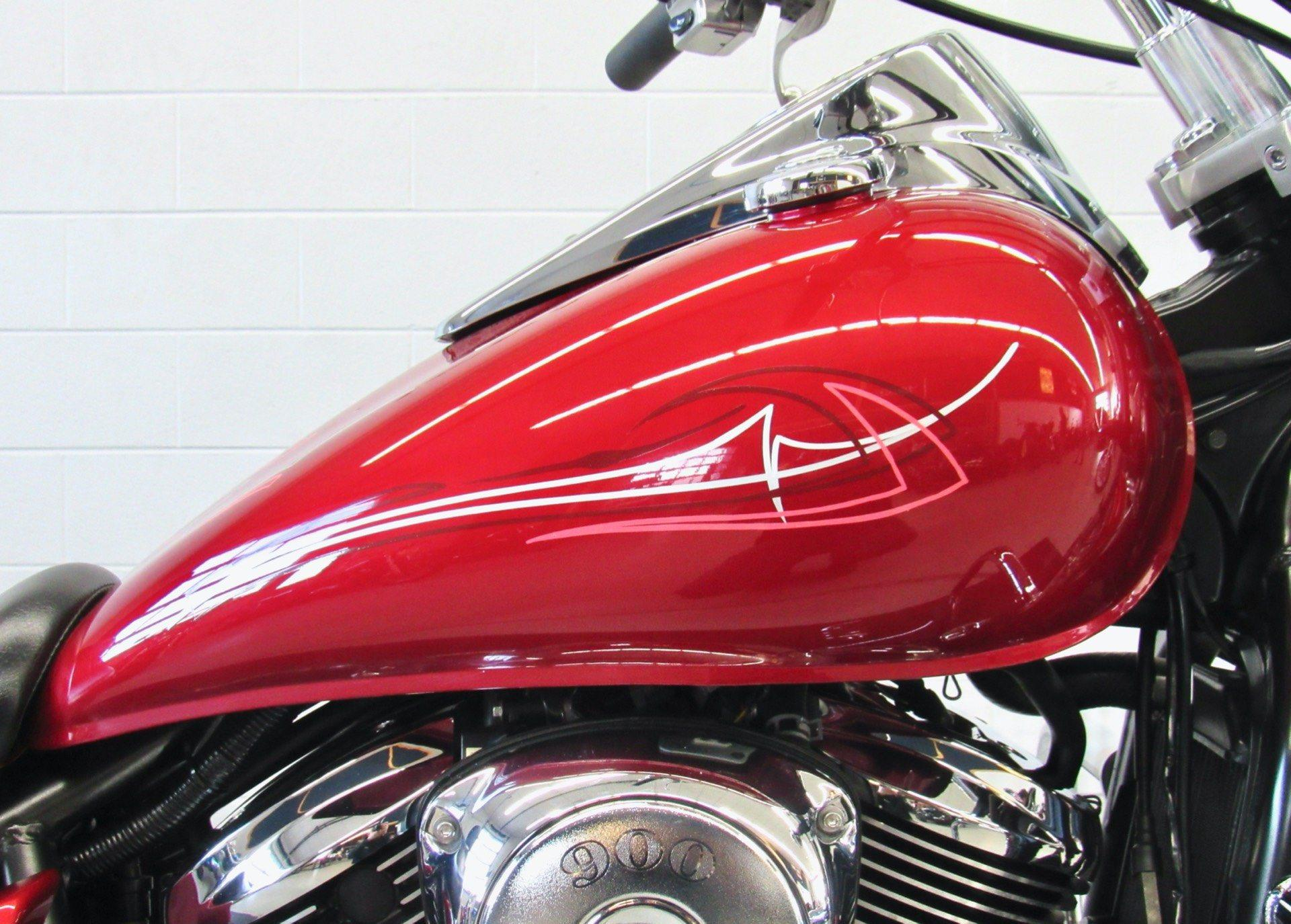 2007 Kawasaki Vulcan® 900 Custom in Fredericksburg, Virginia - Photo 13