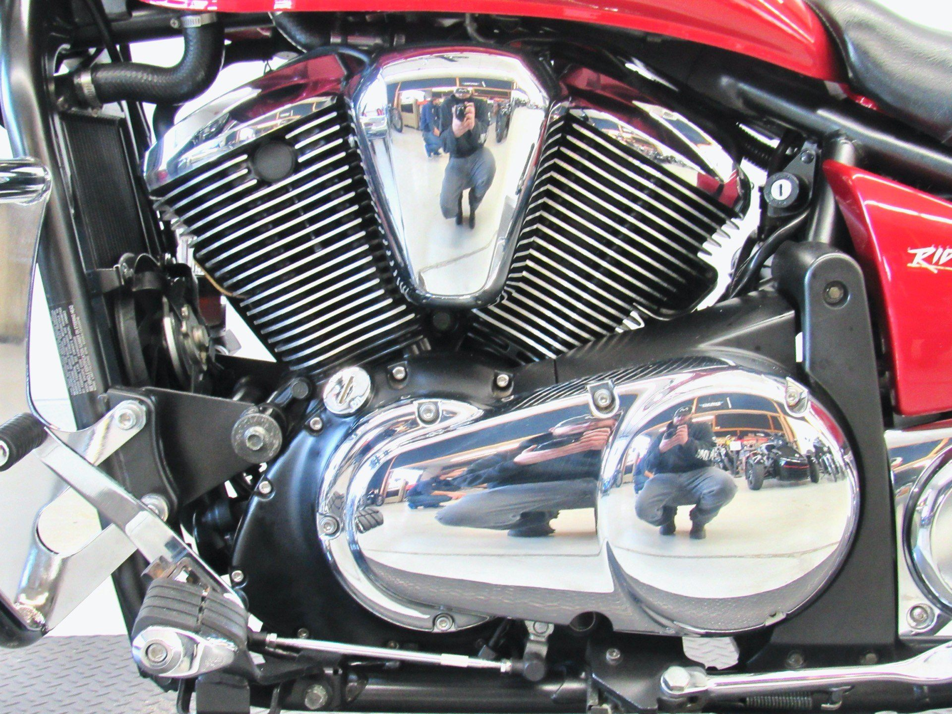 2007 Kawasaki Vulcan® 900 Custom in Fredericksburg, Virginia - Photo 19