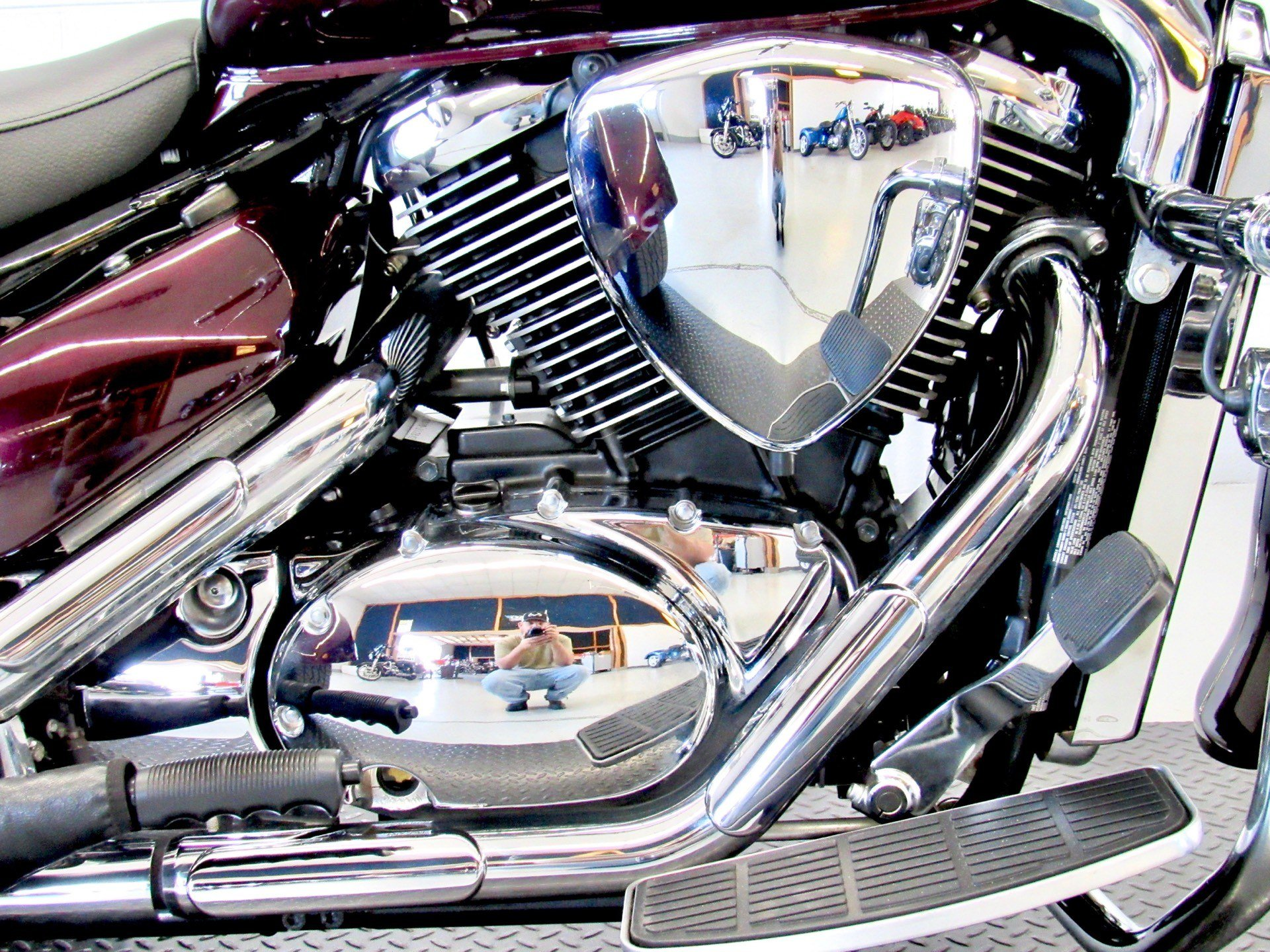 2009 Suzuki Boulevard C50 in Fredericksburg, Virginia - Photo 14