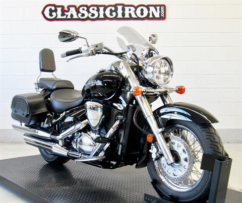 2009 Suzuki Boulevard C50 in Fredericksburg, Virginia - Photo 2