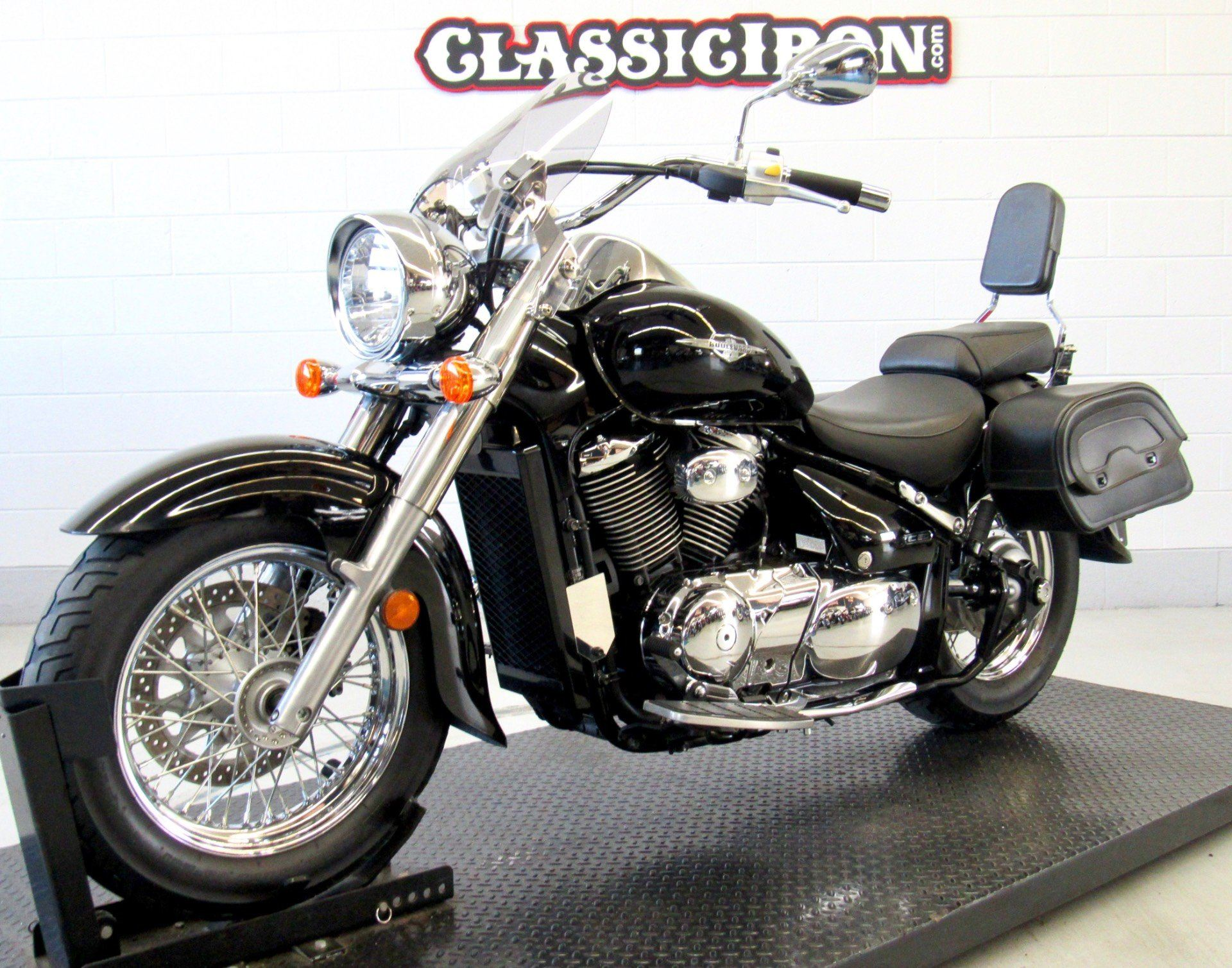2009 Suzuki Boulevard C50 in Fredericksburg, Virginia - Photo 3