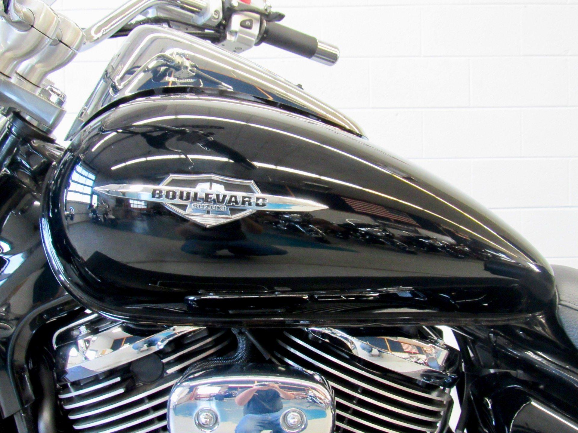 2009 Suzuki Boulevard C50 in Fredericksburg, Virginia - Photo 18