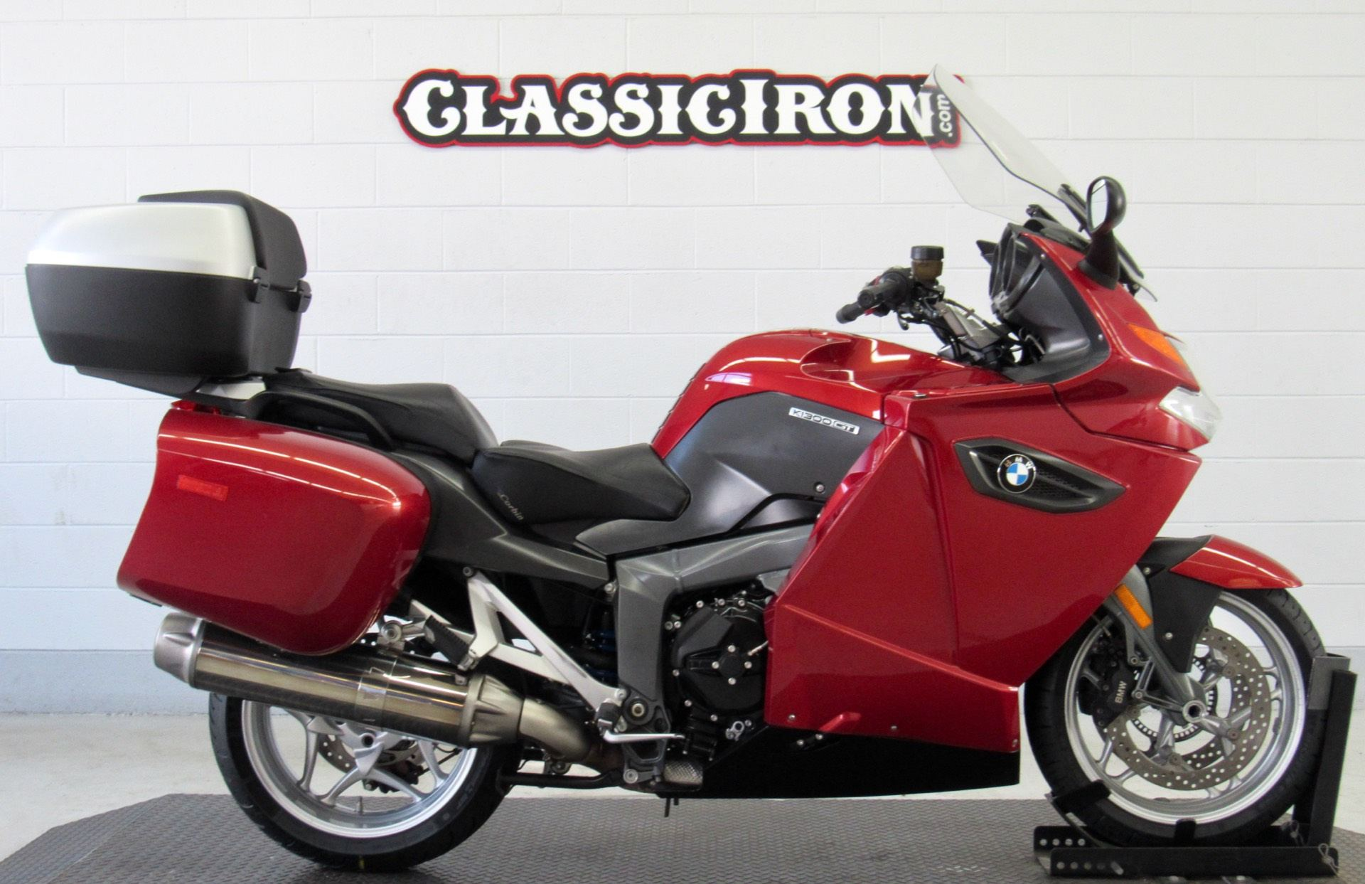 2009 BMW K 1300 GT in Fredericksburg, Virginia - Photo 1