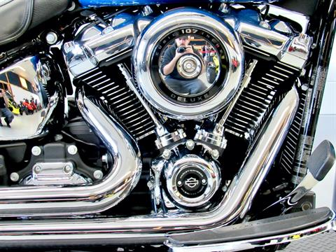 2018 Harley-Davidson Softail® Deluxe 107 in Fredericksburg, Virginia - Photo 14
