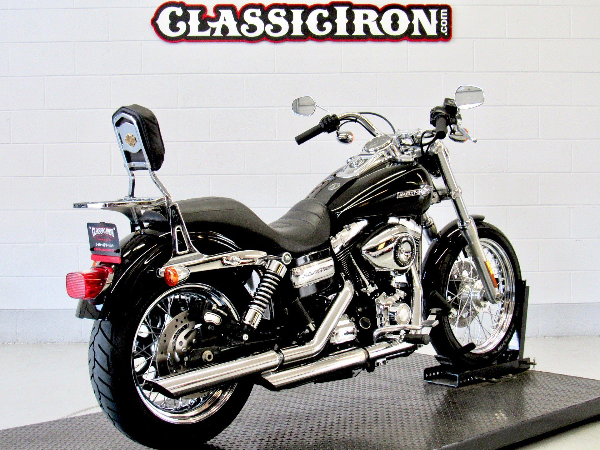 2012 Harley-Davidson Dyna® Super Glide® Custom in Fredericksburg, Virginia - Photo 5