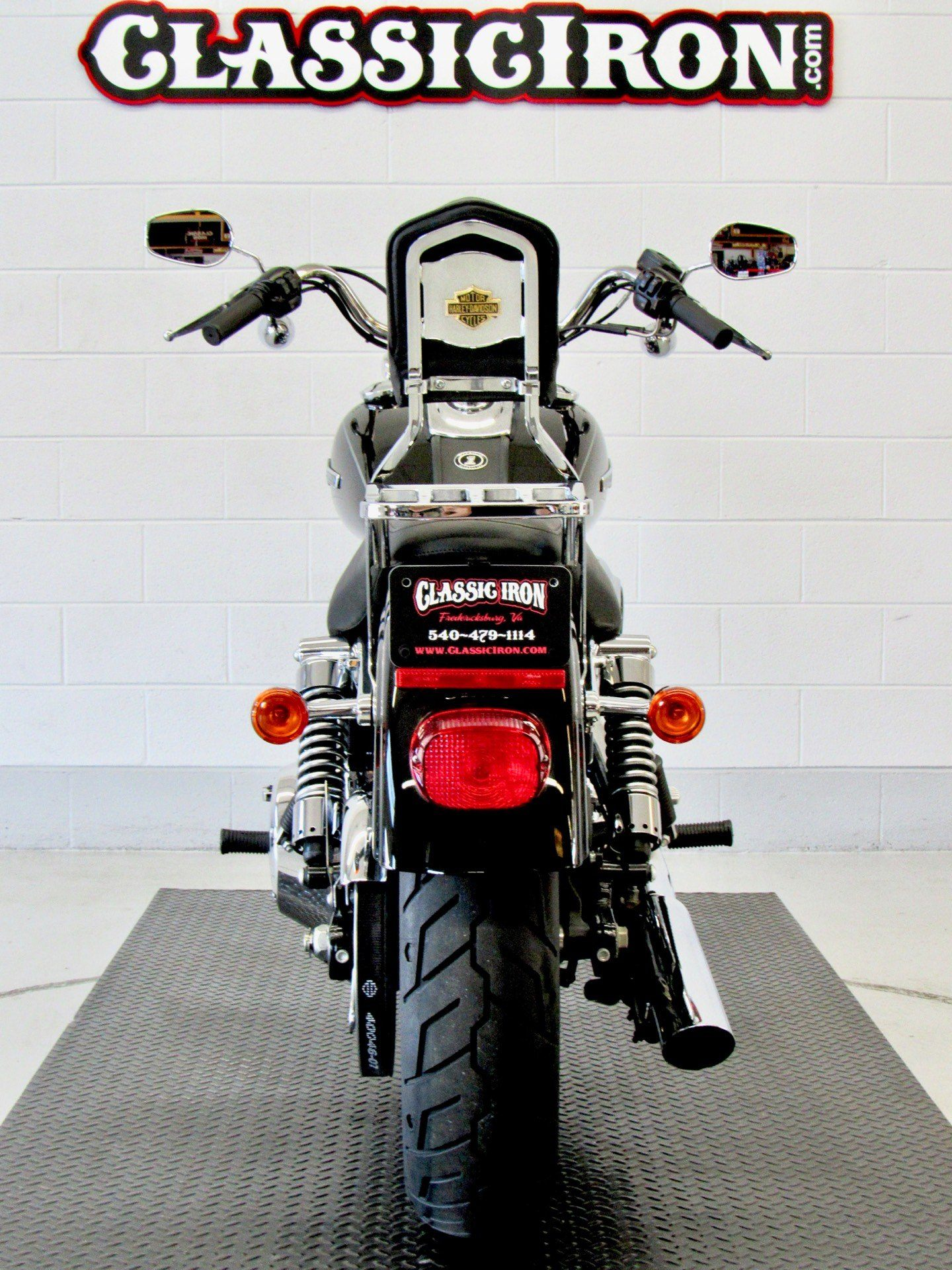2012 Harley-Davidson Dyna® Super Glide® Custom in Fredericksburg, Virginia - Photo 9