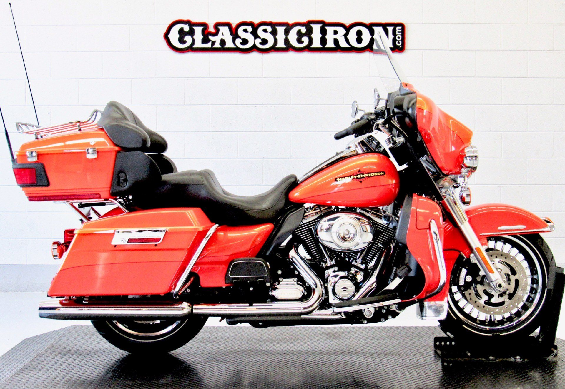 2012 Harley-Davidson Electra Glide® Ultra Limited in Fredericksburg, Virginia - Photo 1