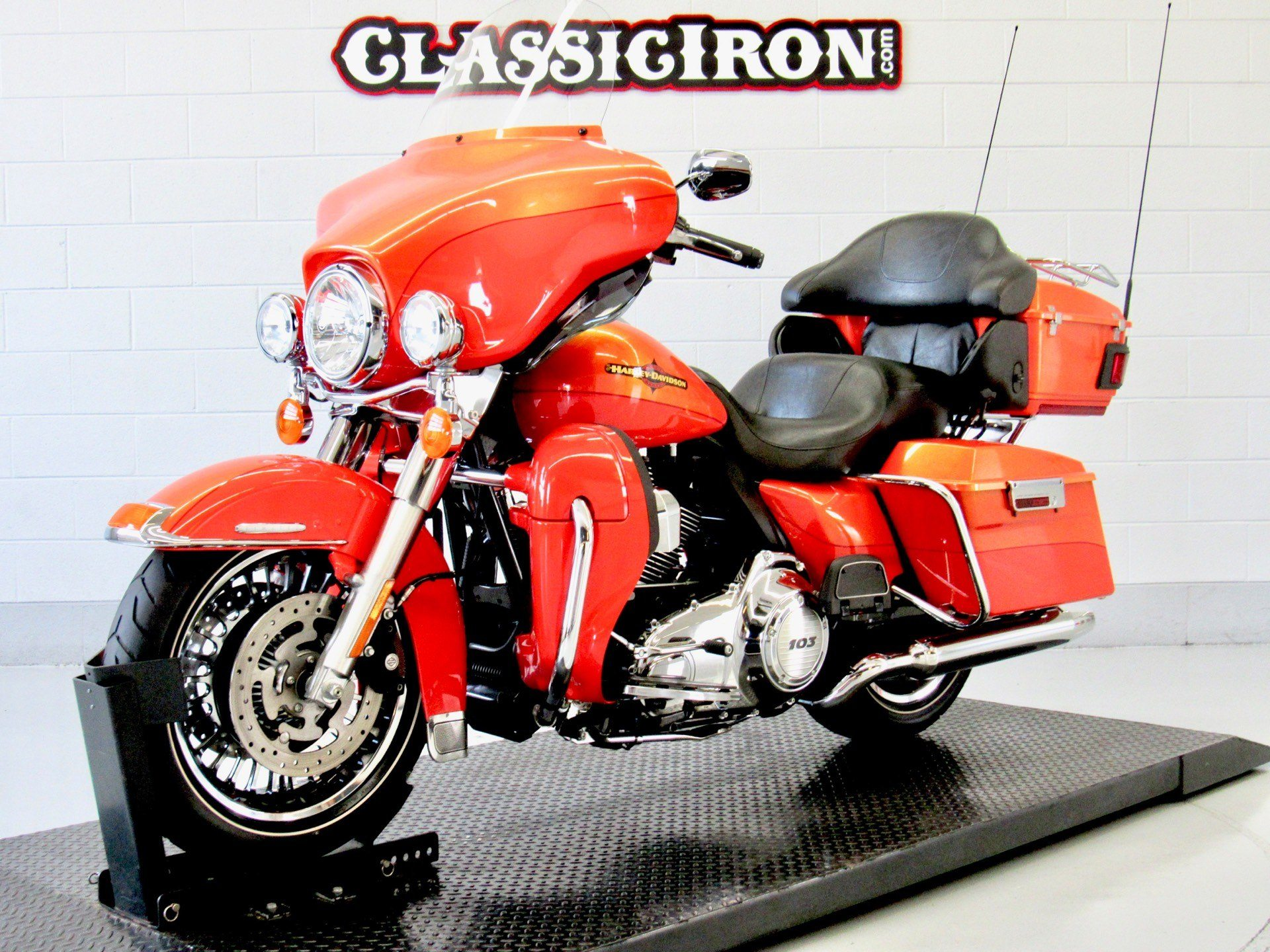 2012 Harley-Davidson Electra Glide® Ultra Limited in Fredericksburg, Virginia - Photo 3