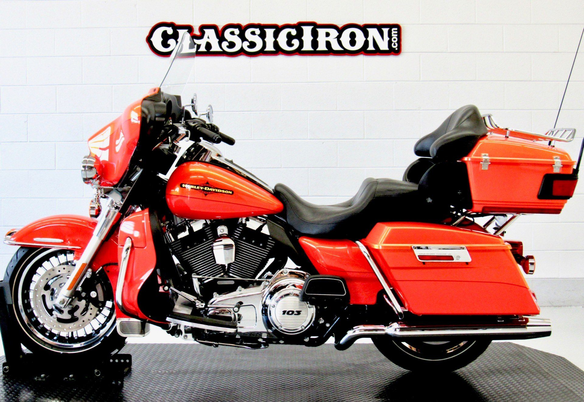 2012 Harley-Davidson Electra Glide® Ultra Limited in Fredericksburg, Virginia - Photo 4