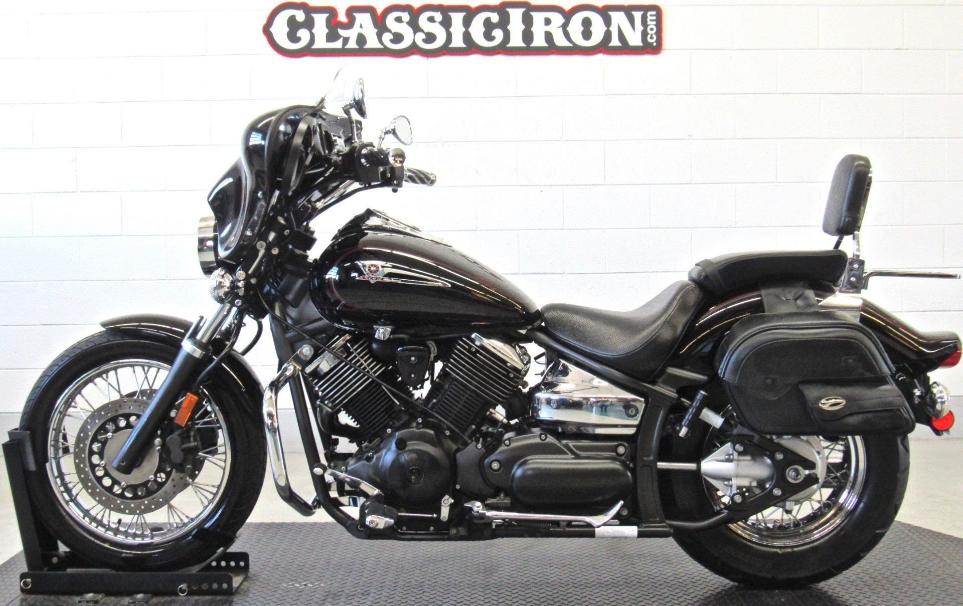 2007 Yamaha V Star® Midnight 1100 Custom in Fredericksburg, Virginia - Photo 4