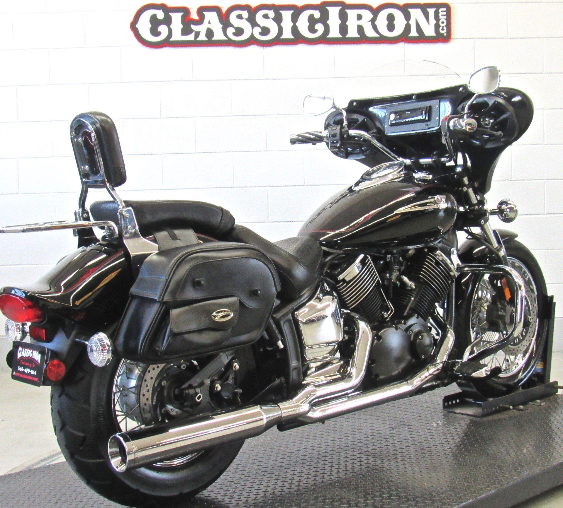 2007 Yamaha V Star® Midnight 1100 Custom in Fredericksburg, Virginia - Photo 5