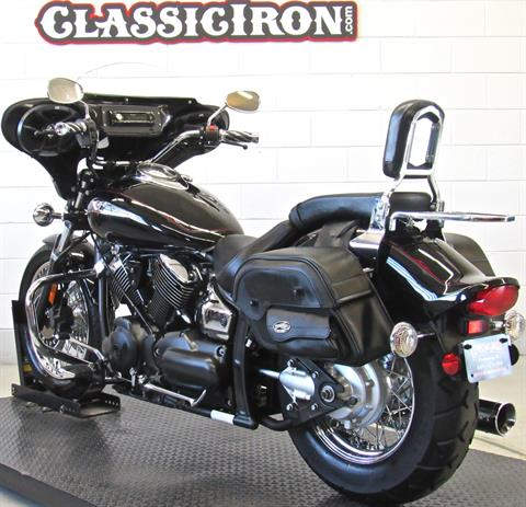 2007 Yamaha V Star® Midnight 1100 Custom in Fredericksburg, Virginia - Photo 6