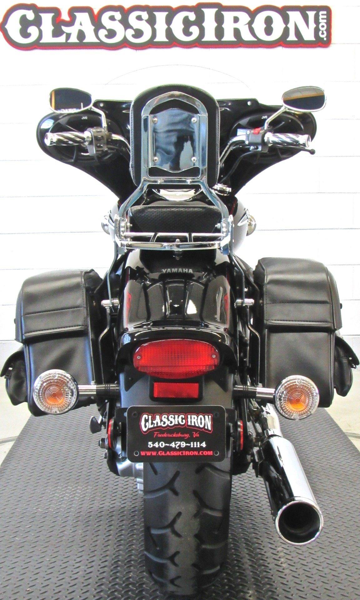 2007 Yamaha V Star® Midnight 1100 Custom in Fredericksburg, Virginia - Photo 9