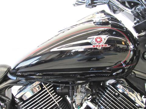 2007 Yamaha V Star® Midnight 1100 Custom in Fredericksburg, Virginia - Photo 13