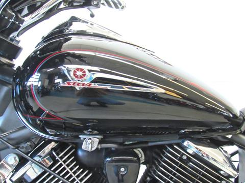2007 Yamaha V Star® Midnight 1100 Custom in Fredericksburg, Virginia - Photo 18